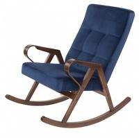 Кресло-качалка ФОРЕСТ, каркас ШИМО, ткань ПРЕМЬЕР 08, бежевый