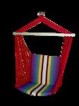 Гамак-кресло цветной