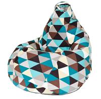 Кресло-мешок XL жаккард 1250*800