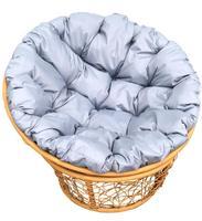 """Кресло для отдыха """"Папасан"""" D107 см (искусственный ротанг)"""