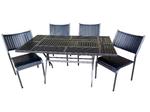 "Набор мебели ""Бетта 2"" 4 стула+стол (1500х800мм)"