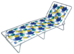 Раскладная кровать Стефания (жесткая)